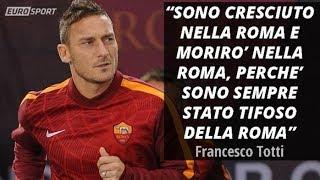 Roma saluta Totti - ft. pablogiallorosso (Parodia