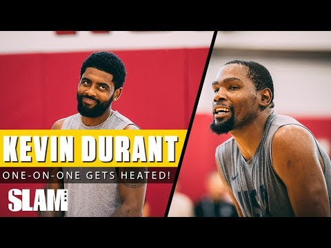 Xxx Mp4 Kevin Durant Wins HEATED 1 On 1 Game At USA Training Camp 🔥 3gp Sex