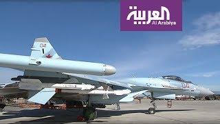 سو 57 الروسية.. الأجواء السورية حقل اختبار
