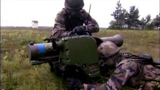 Milan ER Extended Response missile medium range weapon system close combat operations MBDA Copyright