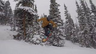 Cold Snowboard Day, -3 Degrees!! - Keystone - (Day 15, Season 2)