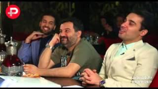 دختری که پیش چشم ستاره طنز تلویزیون، کَلِ بچه معروف ترین دابسمش بازهای ایران را زد!!!