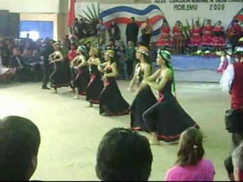 Mapuche Una hermosa Danza.