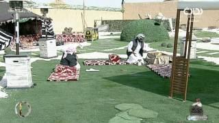 تجهيز منيف الخمشي وعبدالله بن دفنا لجلسة ختام الظهرية | #زد_رصيدك100