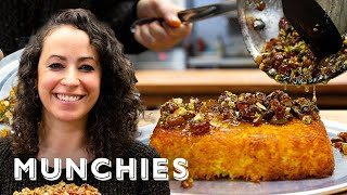 A Sweet Rice Tahchin - The Cooking Show