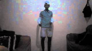 Aprendendo a dança funk