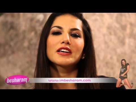LEAKED VIDEOOO........Sunny Leone wants you to be Besharam...