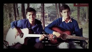 Mahiya - Ronit vinta(Tejeshwar Thakur &Gaurav jaswal cover)