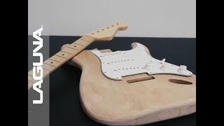 Making a Guitar on a Desktop CNC Router