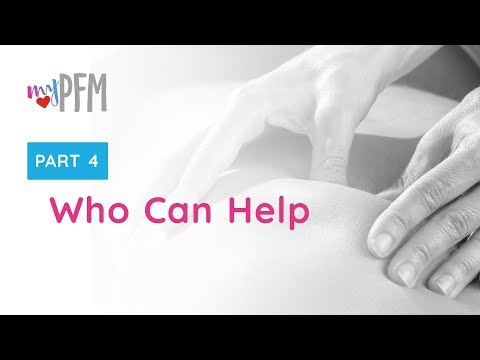 Xxx Mp4 Pelvic Floor Basics – Part 4 – Who Can Help 3gp Sex
