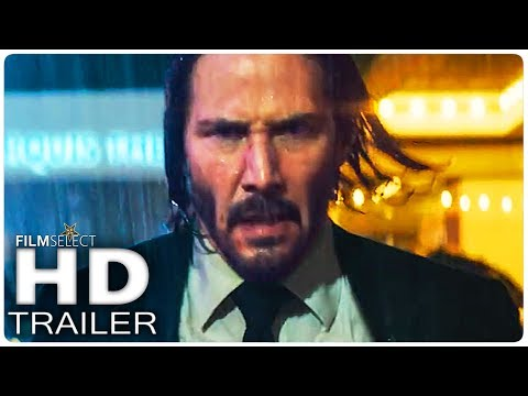 Xxx Mp4 JOHN WICK CHAPTER 3 Parabellum Trailer 2019 3gp Sex