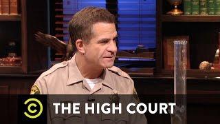 The High Court - Serious Bailiff, Flighty Judge