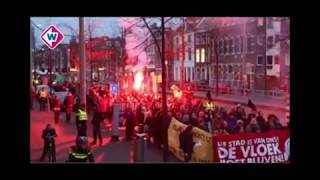 19-11-2016 Demonstration: Fight Repression! Mobi video [The Netherlands]