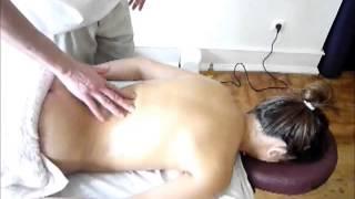 Massagem Russa na Coluna Vertebral