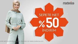 Sepete Net %50 İndirim | modanisa.com