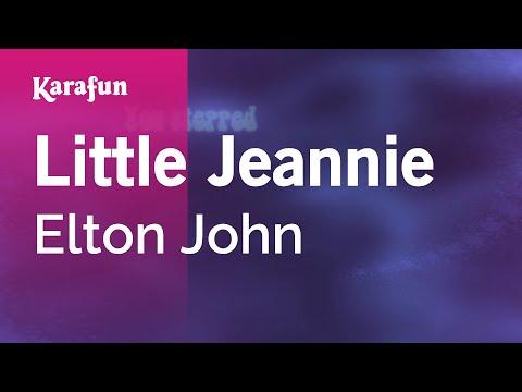 Karaoke Little Jeannie - Elton John *