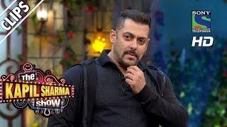 Salman Khan's Classy Wrestling Langot - The Kapil Sharma Show -Episode 23 - 9th July 2016