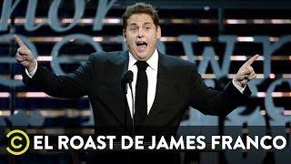 El Roast de James Franco - Jonah Hill
