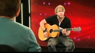Jay Smith - Black jesus - Idol 2010 Sweden - English subtitles HD