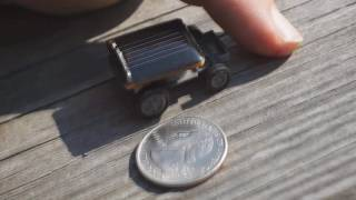 Super Small Solar Car