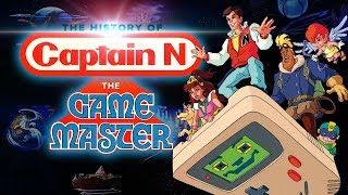 The Contentious & Forgotten History of Captain N: The Game Master