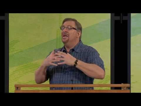 Xxx Mp4 Learn How To Recognize God S Voice With Rick Warren 3gp Sex