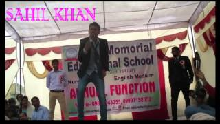 SAHIL KHAN DANCE ON LOVE DOSE + MIX robotic , free style , locking and poping , hip hop