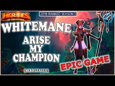 Xxx Mp4 Grubby Heroes Of The Storm Whitemane Arise My Champion HL 2018 S3 Towers Of Doom 3gp Sex