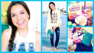 Get Ready With Me! ♥ My Morning Routine on Weekends