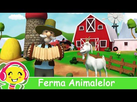 Ferma Animalelor CanteceGradinita.ro Animatii cu animale