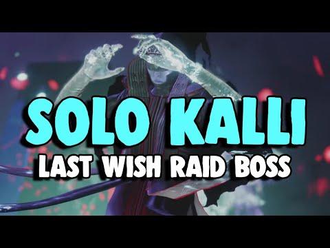 Xxx Mp4 SOLO Kalli Last Wish Raid Boss Destiny 2 3gp Sex