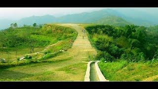Beautiful Bangladesh -Top mountain hill Lawchapra tourist spot bokshigonj,jamalpur