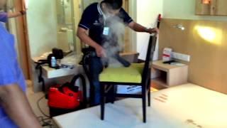 Klenco Monsoon ST7 Steam vacuum cleaner