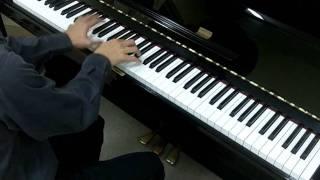 John Thompson's Easiest Piano Course Part 3 No.19a Cake Walk Secondo (P.26)