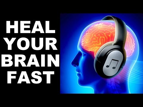 WARNING VERY POWERFUL BRAIN HEALING SOUNDS MUST TRY