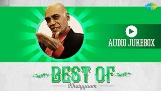 Best Of Khaiyyaam | In Ankhon Ki Masti | Hindi Movie Songs | Audio Jukebox