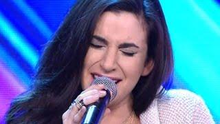 MBC The X Factor لاتويا  - Mercy  - تجارب الأداء