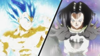Vegeta vs Android 17 - WHO IS THE REAL MVP of the TOP!? - Community Response