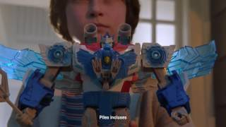 Tranformers Power Surge Optimus Prime de Hasbro