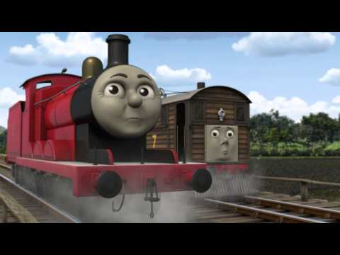 Thomas & Friends Latinoamérica James al Rescate