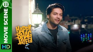 Ali Faizal talks about his love life to Abhay Deol   Happy Bhag Jayegi