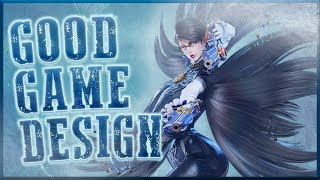 Good Game Design - Bayonetta: Why Campy Is So Fun