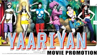 Yaariyan Movie 2014 - Himansh Kohli - Evelyn Sharma - Rakul Preet - Full Promotion Events Video