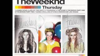 The Weeknd  The Zone