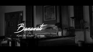 Laure Banawati Lyrics and English Translation