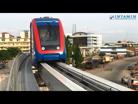 Rivers Monorail Port Harcourt - First in Africa!