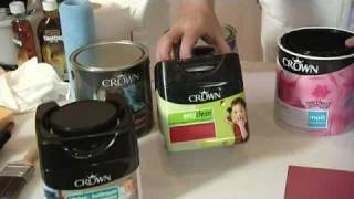The Different Types of Emulsion - Crown Paint
