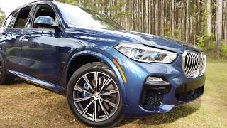 Best Detailed Walkaround 2019 BMW X5 xDrive50i