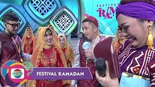SERU! SOIMAH Panen Pujian Tapi Harus Bagi-Bagi Duit | Festival Ramadan 2018