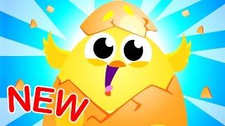 Surprise Little Eggs! By Little Angel: Nursery Rhymes & Kid